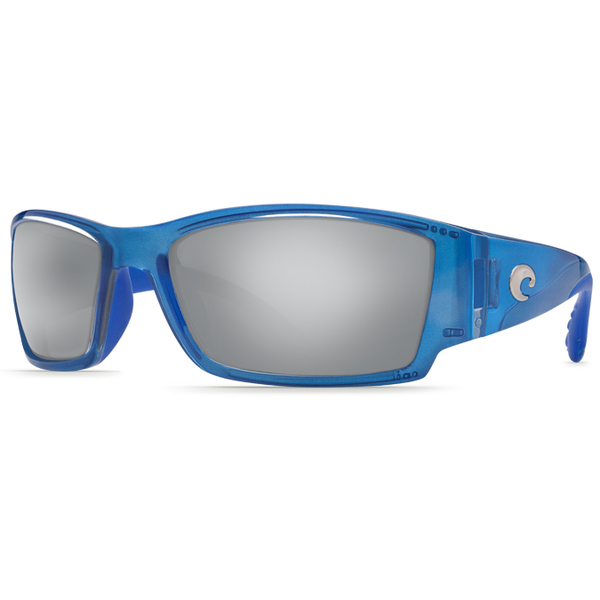 Costa Corbina Sunglasses, Sky Blue Frames with Silver Mirrored 580 Glass Lenses Sale $249.00 SKU: 15777683 ID# CB 46 OSCGLP UPC# 97963494908 :
