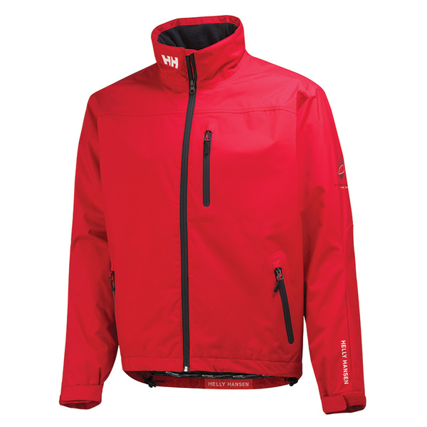 Helly Hansen Men's Crew Mid Layer Jacket Red Sale $160.00 SKU: 15022700 ID# 30253-162-XL UPC# 7040052823250 :