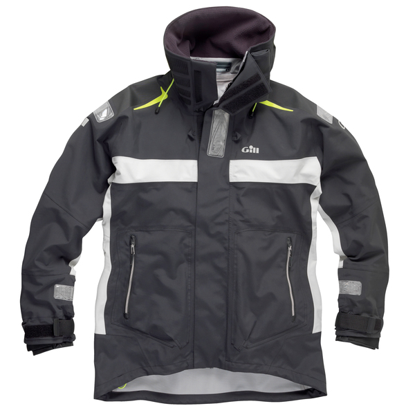 Gill Men's OC1 Racer Jacket Gray