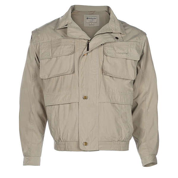 Weekender Men's Survivor Jacket Khaki