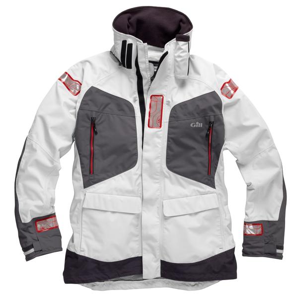 Gill Men's OS2 Offshore/Coastal Jacket Gray Sale $325.00 SKU: 16251613 ID# OS22J-S-M UPC# 5052316020567 :