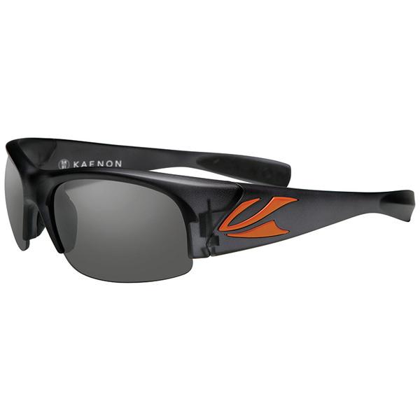 Kaenon Hard Kore G12 Sunglasses Graphite Gray Frames with Gray Lenses Gray