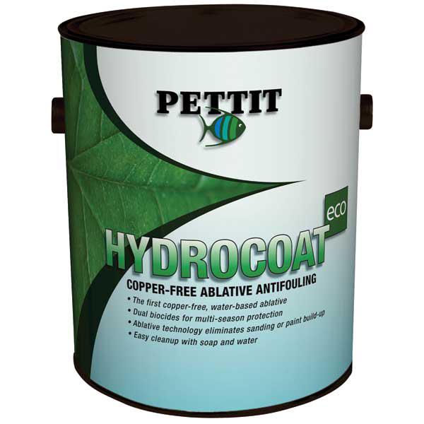 Pettit paints hydrocoat eco ablative antifouling paints for Eco paint