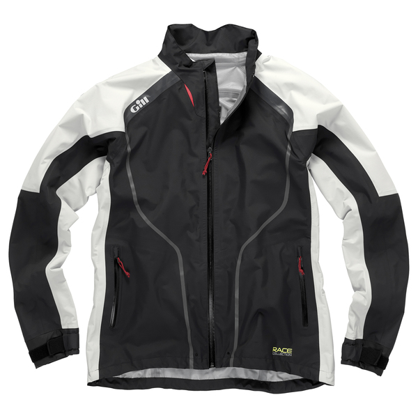 Gill Men's Race Jacket Gray