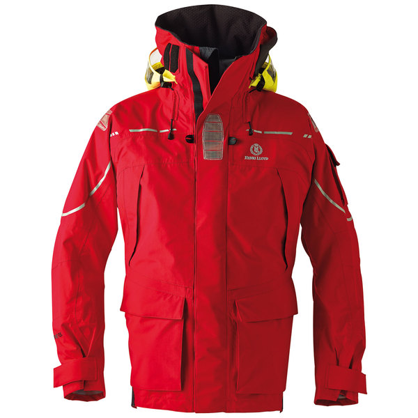 Henri Lloyd Mens Elite Offshore Jacket Red Sale $750.00 SKU: 15142516 ID# Y00296REDS UPC# 5052890972245 :