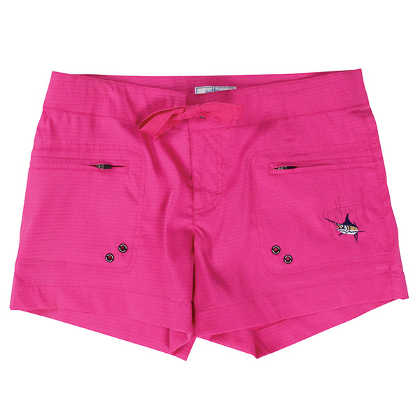 Guy Harvey Women's Short Shorts Pink