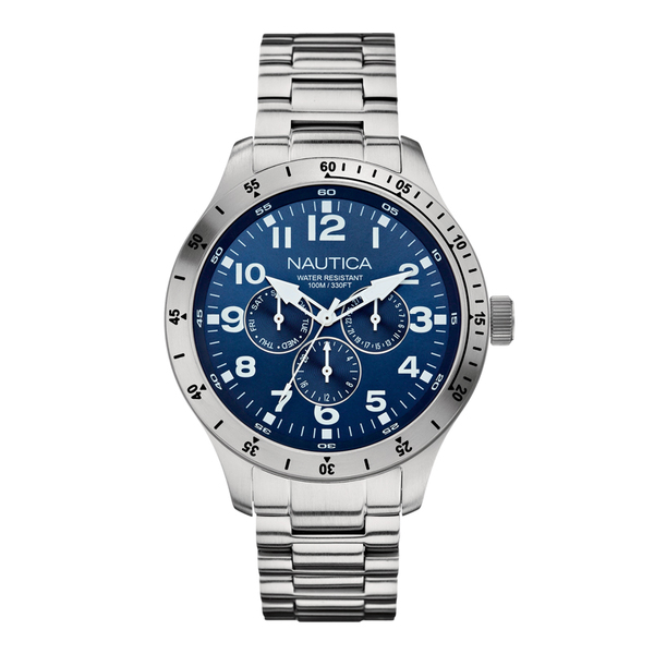 Nautica BFD 101 Watch Blue