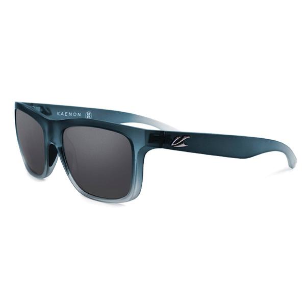 Kaenon Polarized Clarke G12 Sunglasses, Denim Wash Frames with Gray Lenses Blue Sale $209.00 SKU: 16288680 ID# 028-15-G12 UPC# 838775008934 :