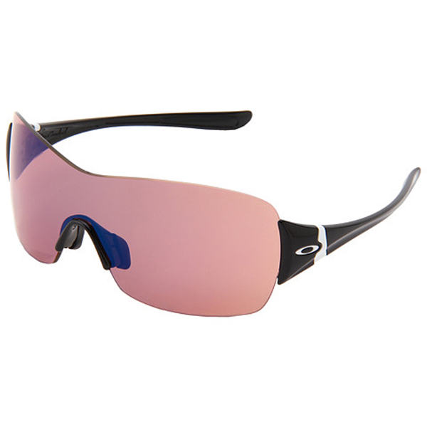 Oakley Womens Miss Conduct Squared Sunglasses, Polished Black Frames with G30 Iridium Lenses