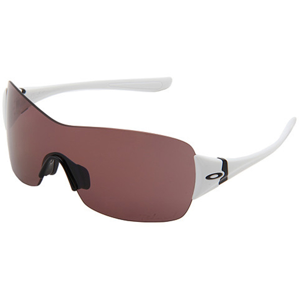 Oakley Womens Miss Conduct Squared Sunglasses, Polished White Frames with 00 Gray Polarized Lenses White/gray Sale $200.00 SKU: 15232408 ID# OO9141-13 UPC# 700285728292 :