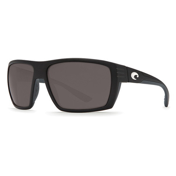 Costa Hamlin Sunglasses Matte Black/gray Frames with Gray 580P Lenses