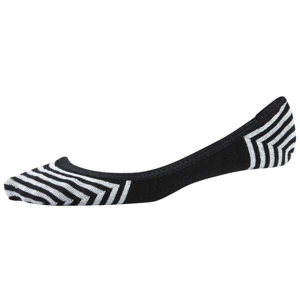 Smartwool Women's Metallic Striped Sleuth Socks Black Sale $8.97 SKU: 15658453 ID# SW699-001-M UPC# 605284802816 :