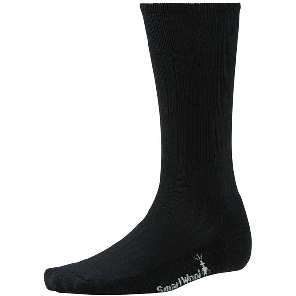 Smartwool Men's New Classic Rib Socks Black Sale $11.37 SKU: 15658420 ID# SW915-001-L UPC# 605284367711 :