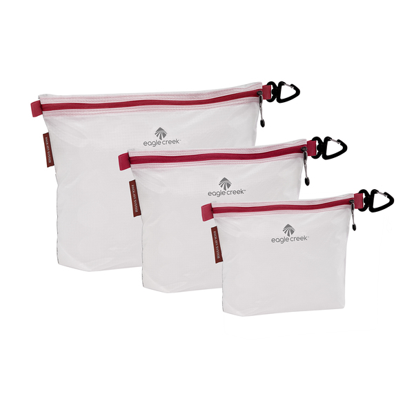 Eagle Creek Pack-It Specter Sac Set White/red