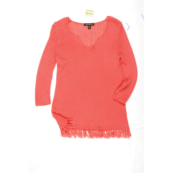Tommy Bahama Women's Harbor Cliff Tunic Coral