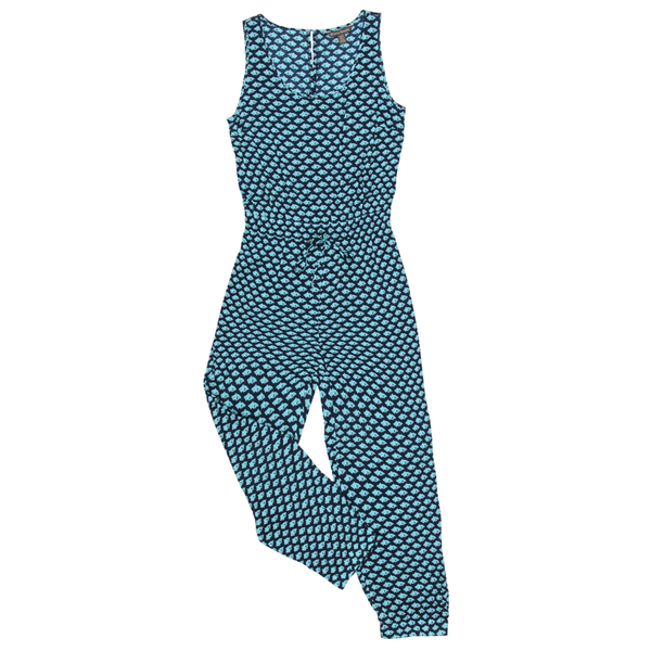 Tommy Bahama Women's School's Out Jumpsuit Blue