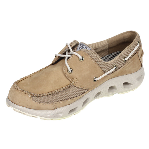 Columbia men 39 s pfg boatdrainer ii shoes west marine for Columbia fishing shoes