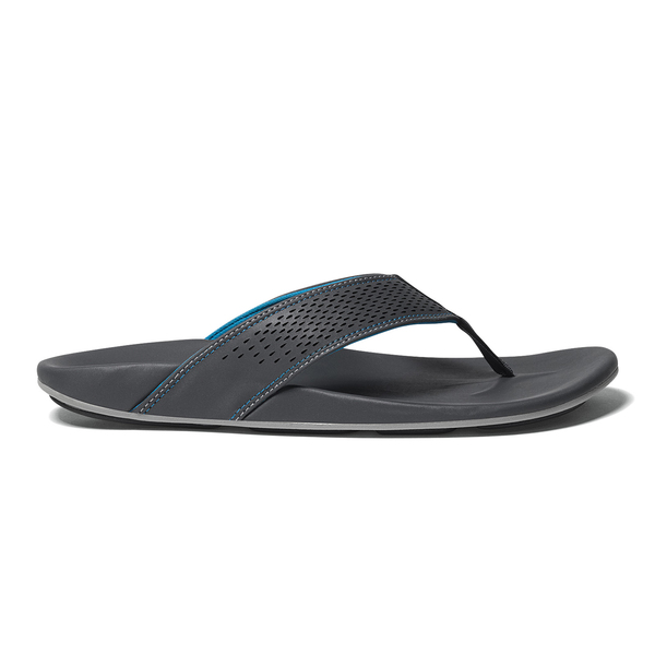 Olukai Men's Kekoa Sandals Dark Shadow/scuba