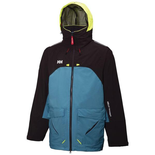 Helly Hansen Men's Crew Coastal Jacket 2 Blue Sale $260.00 SKU: 15952906 ID# 30328-290-2XL UPC# 7040054300377 :