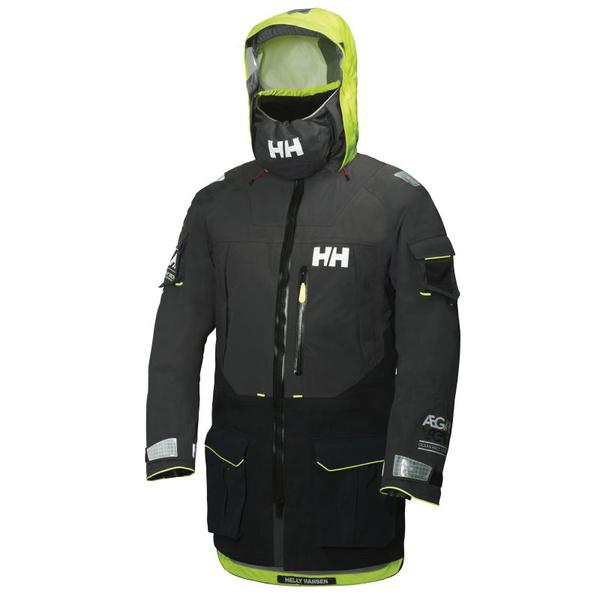 Helly Hansen Men's Aegir Ocean Jacket Black
