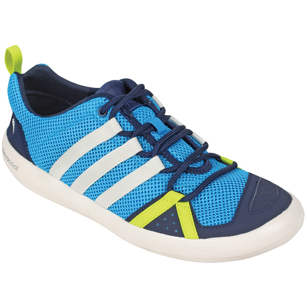 Adidas Men's Climacool Boat Lace Shoe Blue/navy