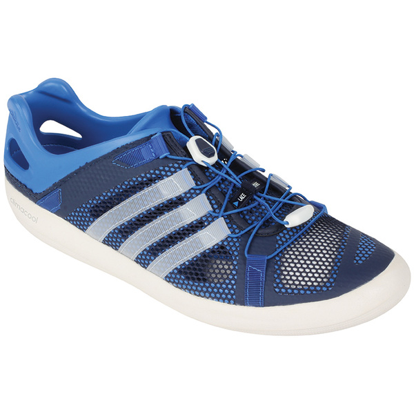 Adidas Men's Boat Breeze Shoes Navy/white/blue