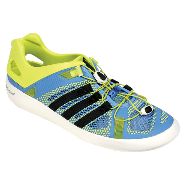 Adidas Men's Boat Breeze Shoes Light Blue/grey/white