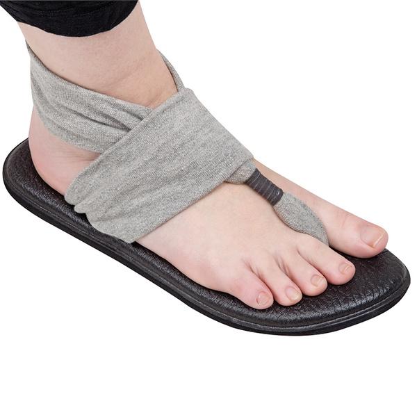 Sanuk Women's Yoga Sling 2 Sandals Gray
