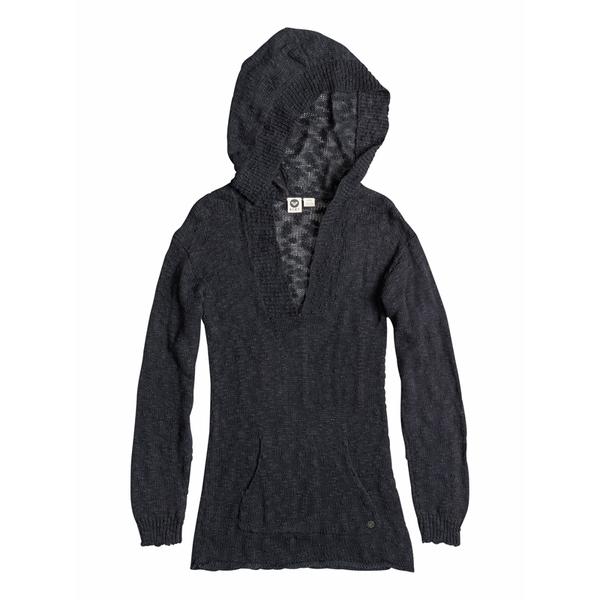 Roxy Women's Warm Heart Sweater Black