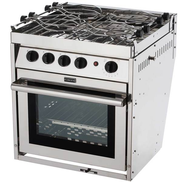 FORCE 10 Four-Burner Gourmet Galley Gimbaled Propane ...