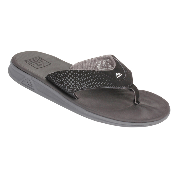 Reef Men's Rover Flip-Flops Black Sale $45.00 SKU: 16000382 ID# RF002295BLA-32 UPC# 884805098468 :