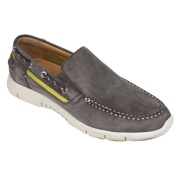 Sebago Men's Kinsey Slip-On Shoes Gray