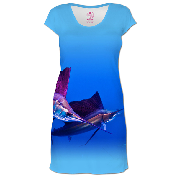 Pelagic Women's Blue/black Mujeras Dress Sale $69.00 SKU: 16210080 ID# 674-IM-M UPC# 182206026302 :