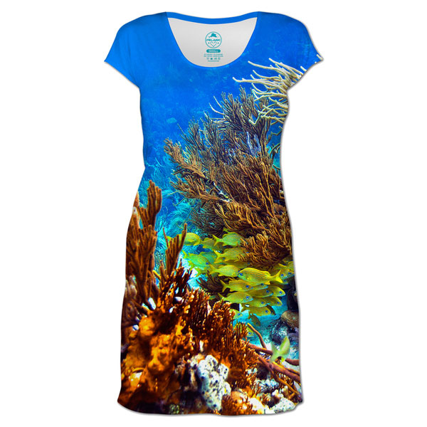 Pelagic Women's Atlantis Dress Blue/black