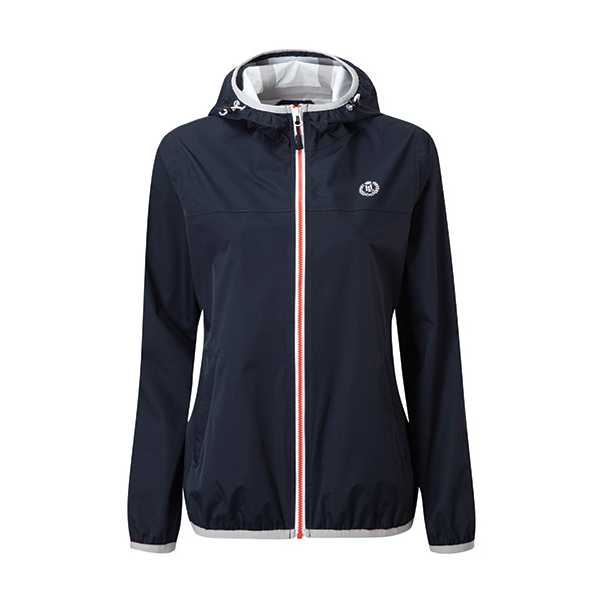 Henri Lloyd Womens Women's Maya Packaway Jacket Navy