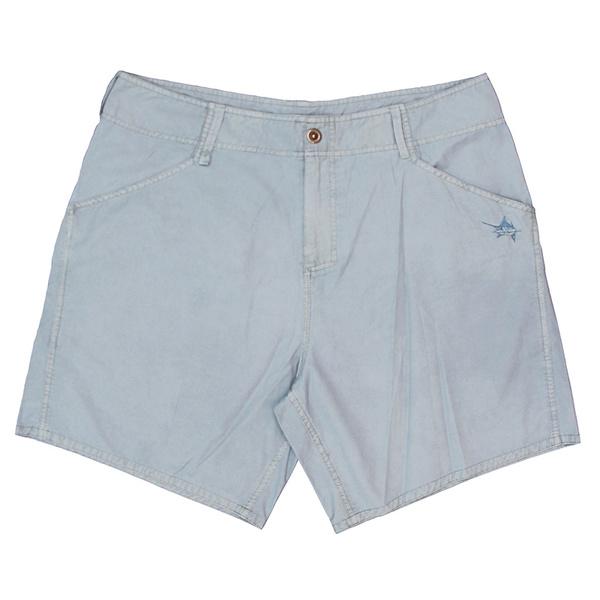 Guy Harvey Men's Crossfade Walkshorts Light Blue Sale $55.00 SKU: 16271538 ID# MH28302-LBLU-34 UPC# 54683517034 :