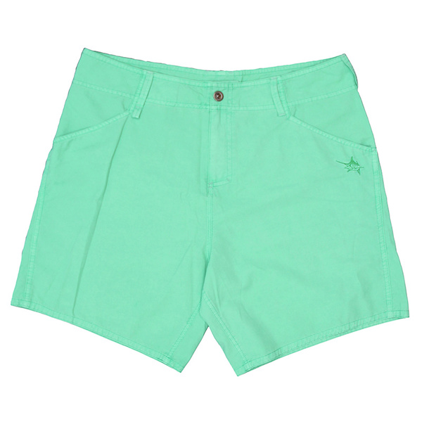 Guy Harvey Men's Crossfade Walkshorts Green