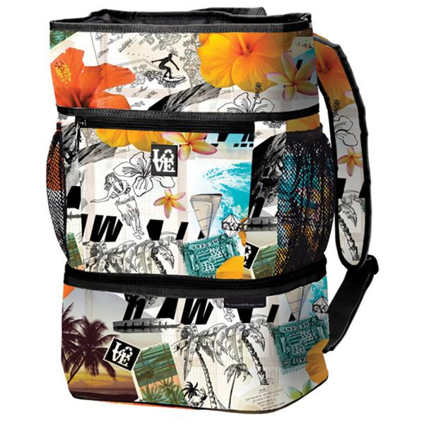 LOVE Backpack Cooler Multi