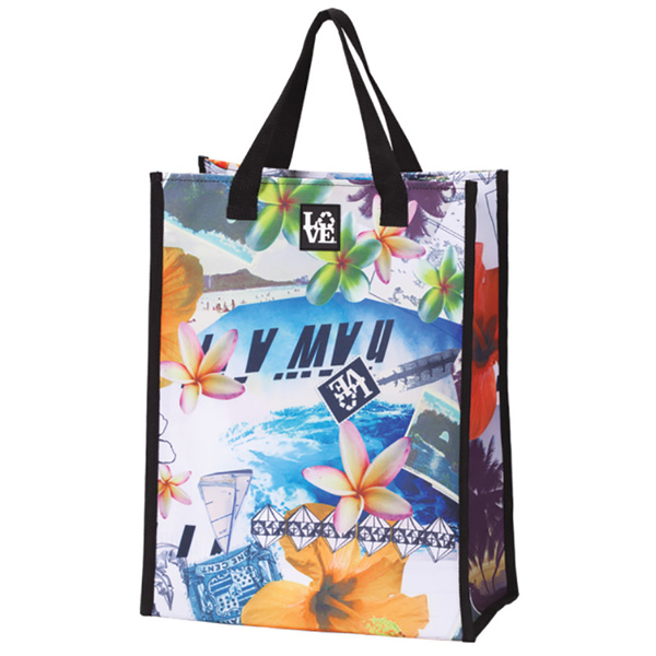 Love Reusable Bags Grocery Tote Multi