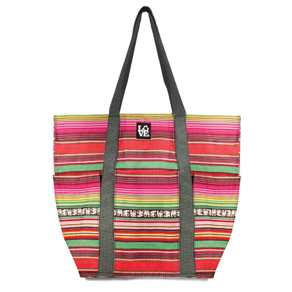 Love Bags Style Tote Pink Multi