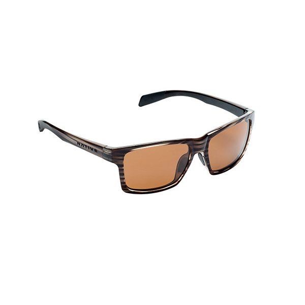 Native Eyewear Flatiron Polarized Sunglasses Wood Frames with Brown Lenses Brown Sale $109.00 SKU: 16273971 ID# 172 361 524 UPC# 764824014277 :