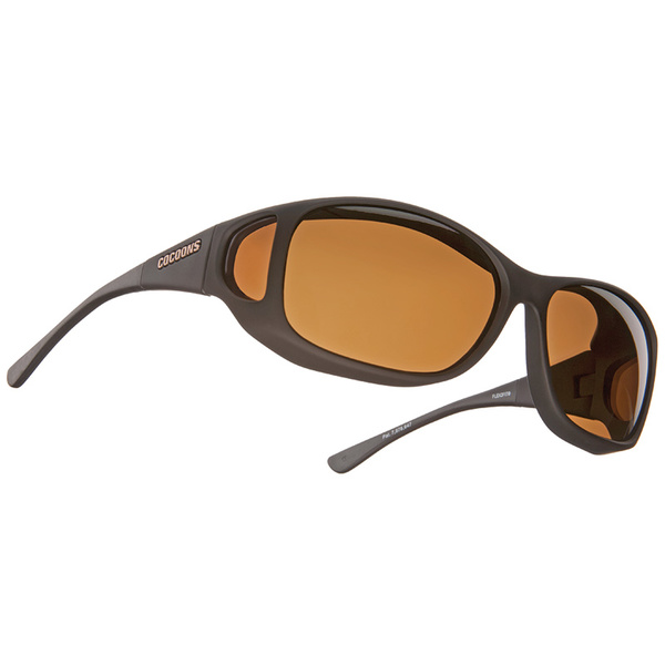 Cocoons Style Line MX Polarized Sunglasses, Black/orange Frames with Amber Lenses Sale $49.99 SKU: 16283632 ID# C702A UPC# 814484014435 :