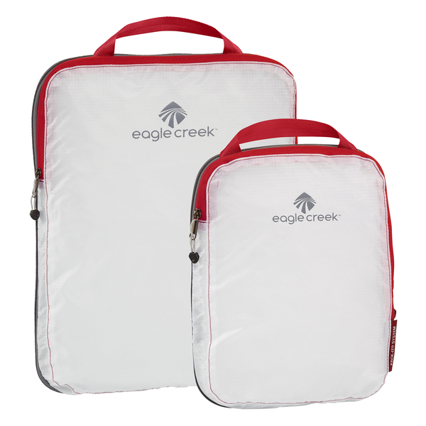 Eagle Creek Pack-It Specter Compression Cube Set White/red