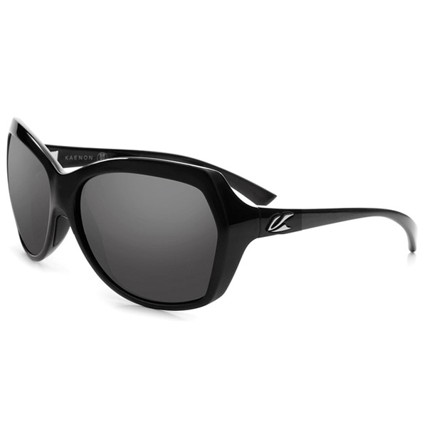 Kaenon Polarized Shilo B12 Sunglasses Black Frame with Gray Lenses Sale $219.00 SKU: 16288904 ID# 215-01-G12 UPC# 838775008903 :