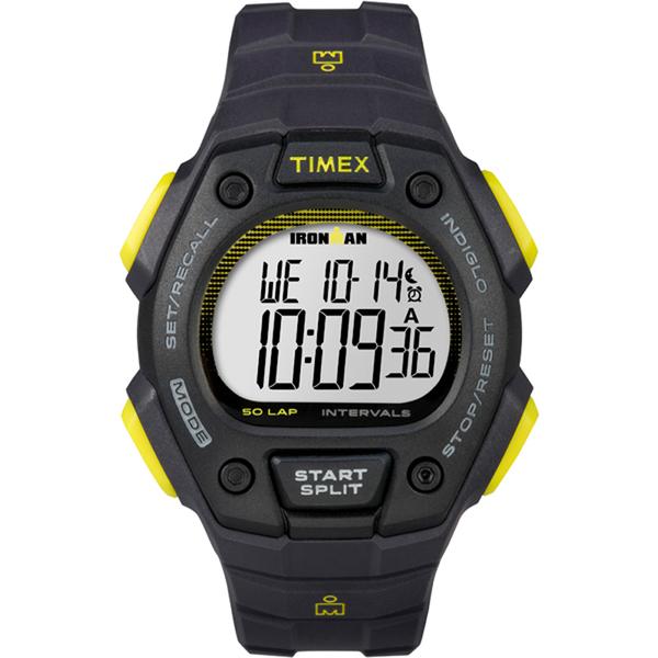 Timex Ironman Classic 50 Watch Gray/black/yellow