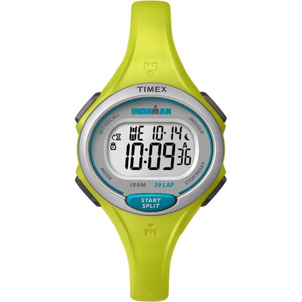 Timex Ironman Essentials 30 Watch Green Sale $49.95 SKU: 16289365 ID# TW5K902009J UPC# 753048565719 :