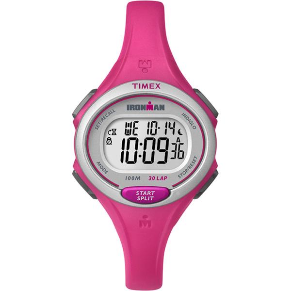 Timex Ironman Essentials 30 Watch Pink Sale $49.95 SKU: 16289357 ID# TW5K903009J UPC# 753048565726 :