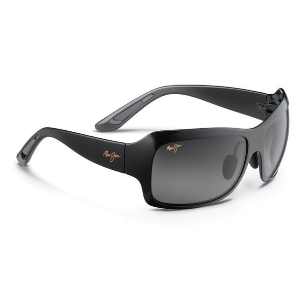 Maui Jim Seven Pool Polarized Sunglasses, Gloss Black Fade Frames with Neutral Gray Lenses Sale $229.00 SKU: 16291924 ID# GS418-02J UPC# 603429029418 :