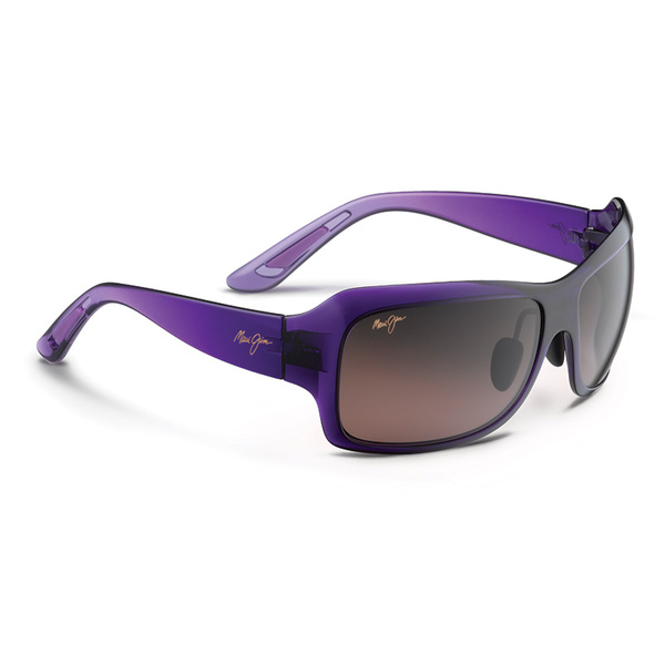 Maui Jim Women's Seven Pool Polarized Sunglasses, Purple Fade Frames with Maui Rose Lenses Sale $229.00 SKU: 16291932 ID# RS418-28C UPC# 603429029432 :