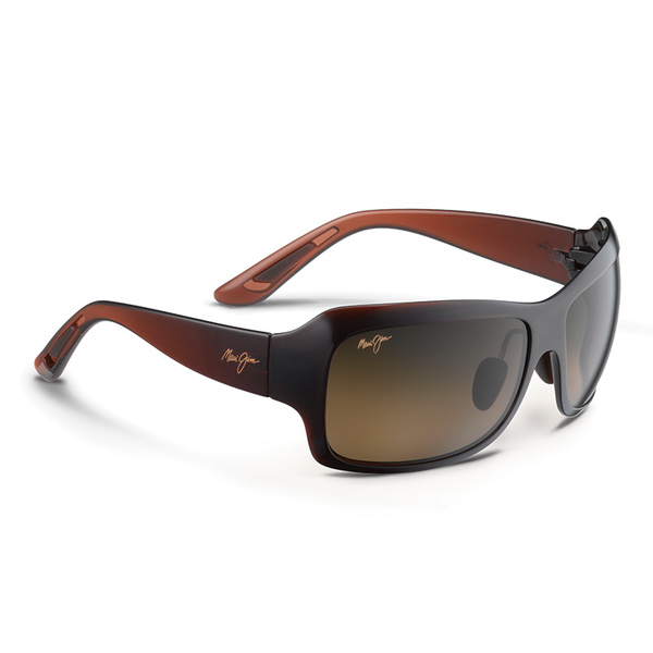 Maui Jim Women's Seven Pool Polarized Sunglasses, Brown Fade Frames with HCL Bronze Lenses Sale $229.00 SKU: 16291940 ID# HS418-26B UPC# 603429029425 :